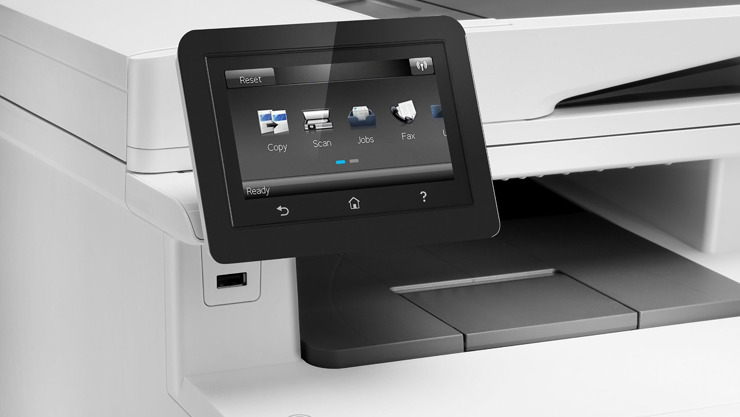 hp color laserjet pro mfp m477fdw inline technology consultants. Black Bedroom Furniture Sets. Home Design Ideas