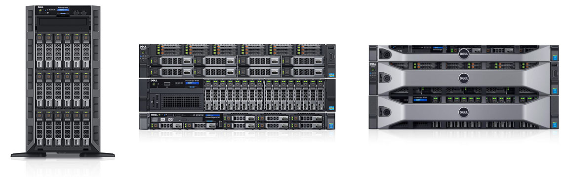 Dell PowerEdge Generation 13 Servers