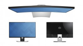 "Dell 27"" Curved LED SE2716H"