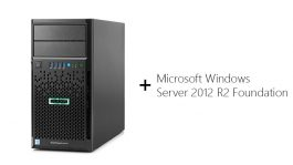 HPE ProLiant ML30 Gen.9 + Windows Server Bundle