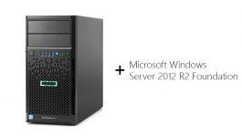 HPE ProLiant ML30 Gen.9 + Windows Server Bundle
